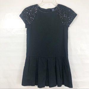 Gap dress black size 10